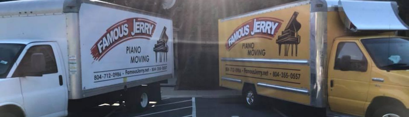 Famous Jerry Piano Moving